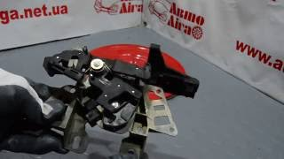 3B0827297AB Замок крышки багажника VOLKSWAGEN Passat B5 96-05