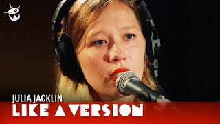 Julia Jacklin covers The Strokes 'Someday' for Like A Version