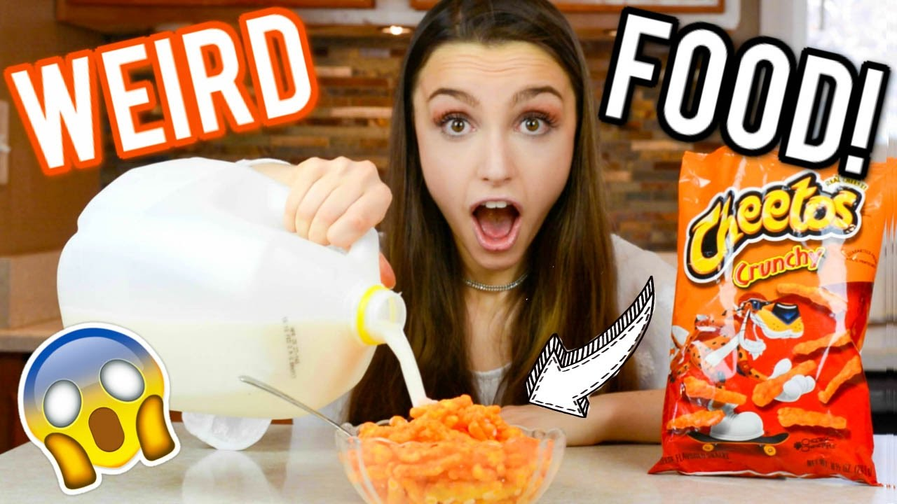 Weird Food Combos With Takis 5