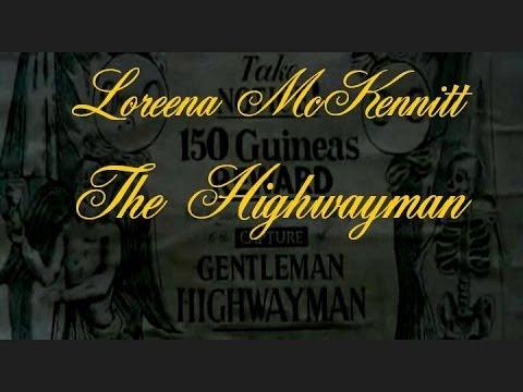 Loreena mckennitt the highwayman