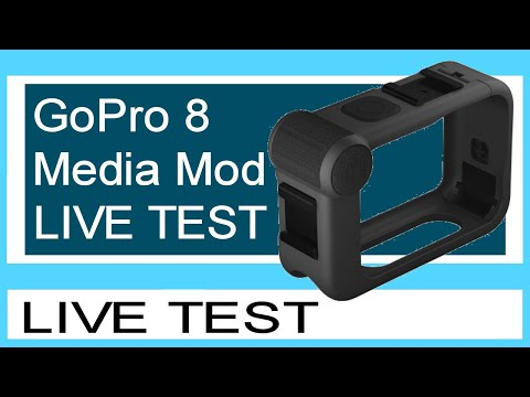 GoPro Media Mod Unboxing And Testing