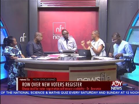 #NEWSFILE FULL DISCUSSION - JOYNEWS (18-1-20)