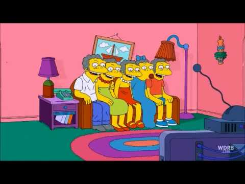 The Szyslaks Opening (Simpsons Couch Gag)
