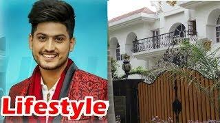 Gurnam Bhullar Lifestyle 2018 | Family | House | Cars | Luxurious | Income  Gora rang | Diamond Song