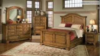 Eagles Nest Bedroom Collection From American Woodcrafters