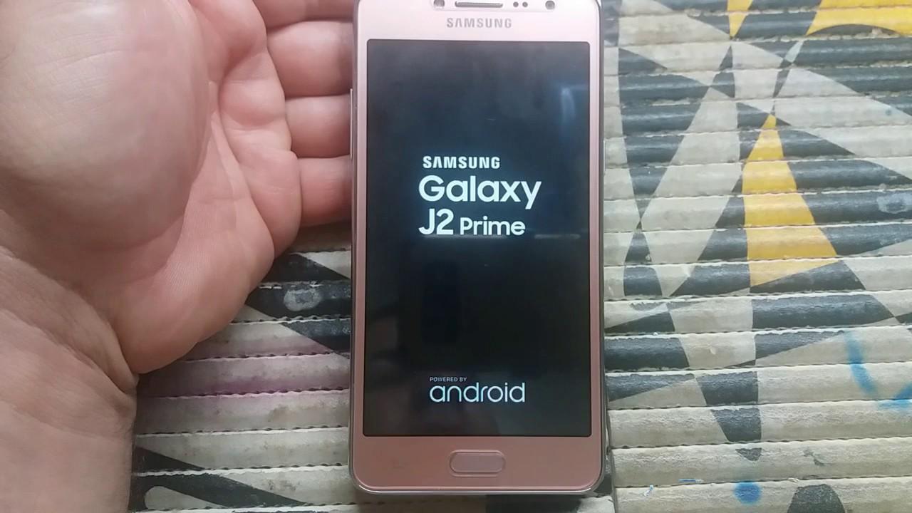 Mobile Info: Samsung Galaxy J2 (2017) Reset