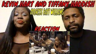 Kevin Hart And Tiffany Haddish Address Katt Williams   REACTION