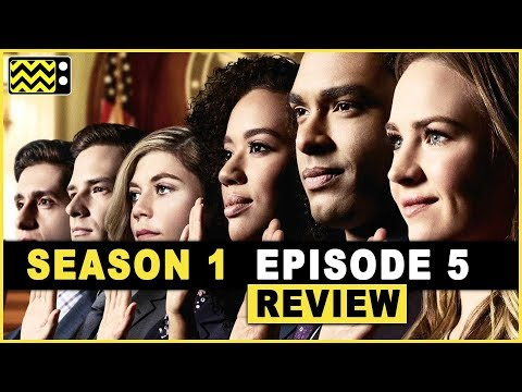 For The People Season 1 Episode 5 Review & Reaction | AfterBuzz TV