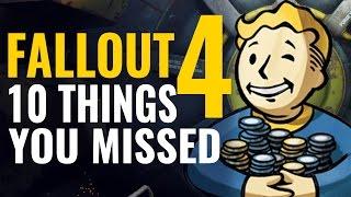 Fallout 4  Trailer Breakdown Ten Things You Missed