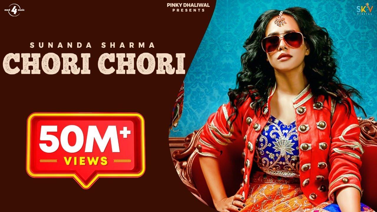 Download Chori Chori (Official Video) Sunanda Sharma Ft. Priyank sharma | Jaani | Arvindr Khaira | Avvy sra