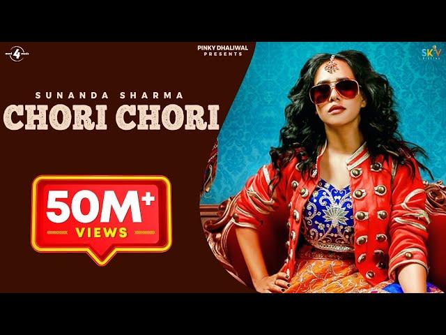 Chori Chori (Official Video) Sunanda Sharma Ft. Priyank sharma | Jaani | Arvindr Khaira | Avvy sra