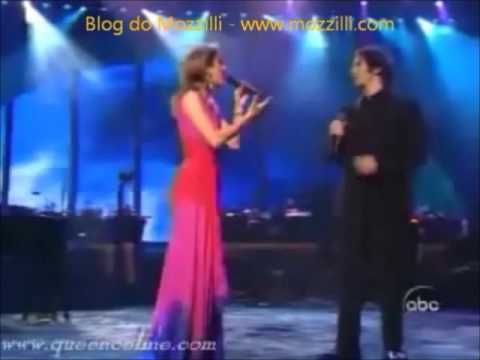 Blog do Mozzilli - THE PRAYER (A prece) com Celine Dion e Josh Groban - Legendado em português.wmv
