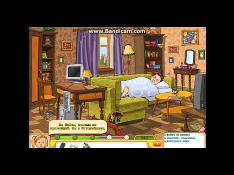 (1-3 уровень) Игра Папины дочки 2 (полное прохождение игры Папины дочки едут на море).