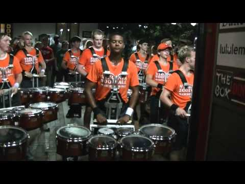 University of Virginia Marching Band 2012