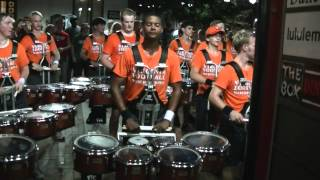 University of Virginia Marching Band 2012