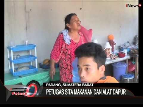 Warung Kelambu Dirazia Saat Puasa, Pengunjung Kocar Kacir di Padang - iNews Petang 29/06