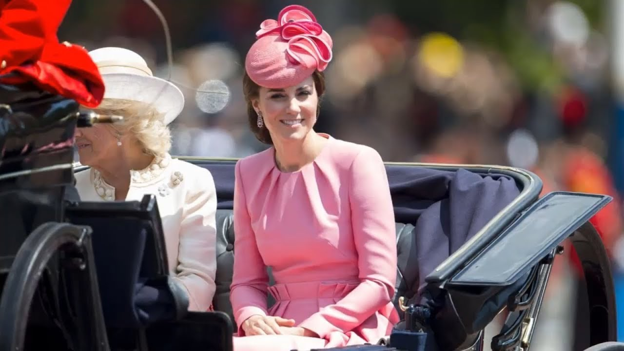 KATE MIDDLETON will join the rest of the Royal Family for a public ...