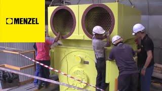 Cage d'écureuil moteur à induction triphasé 11.000 V 11.000 V en stock pour Malaisie