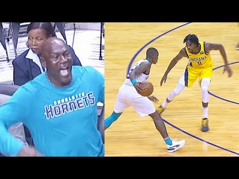 Michael Jordan Impressed By Terry Rozier \u0026 Hornets After Crazy Comeback! Pacers vs Hornets