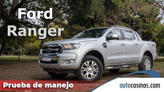 Nueva Ford Ranger a prueba - La tecno chata   Autocosmos