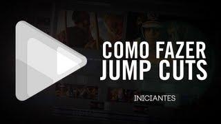 Tutorial Sony Vegas: Como fazer Jump Cuts - Iniciantes #1