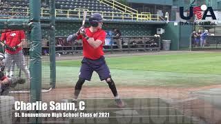 USA Baseball Winter Development Camp Montage Video