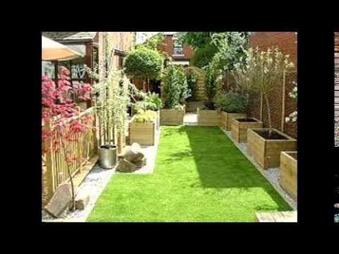Garden makeover ideas youtube - Small backyard landscape designs ...