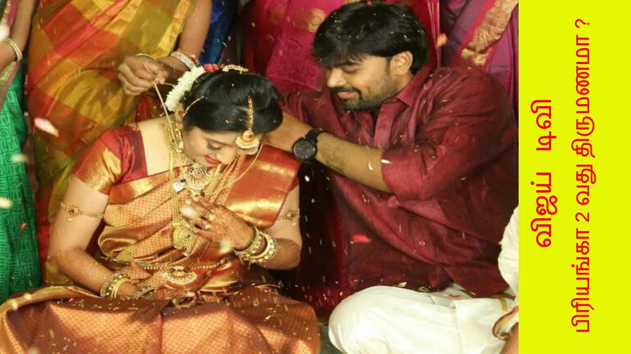 2nd marriage for vijay tv anchor priyanka shocking youtube