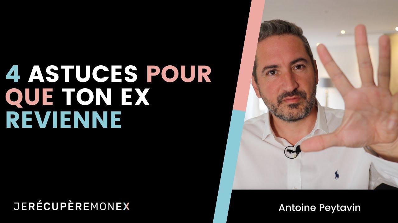 Download 4 TECHNIQUES POUR QUE TON EX TE VEUILLE À NOUVEAU