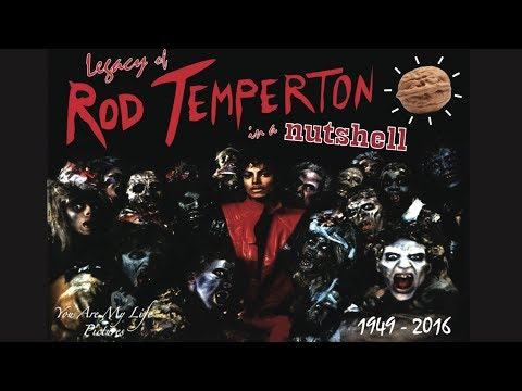 Legacy of Rod Temperton in a Nutshell - Part 1