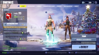Fortnite stream [German] #024