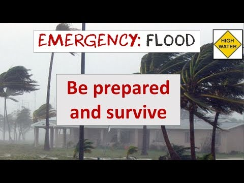 Essential Flood Survival Guide | What EVERYONE Should know!