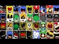 Five nights at sonic s 1 2 3 4 5 fnas maniac mania evolution all jumpscares mp3