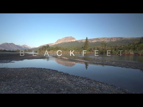 Indian Nations: Blackfeet