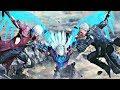 Devil May Cry 5 - Ending & Final Boss Fight + Secret Scene