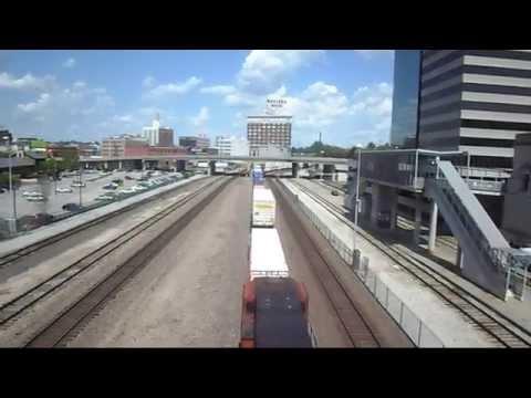 Railfanning Kansas and Missouri, 5/28/14