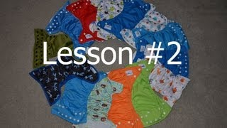 Lesson 2: How Many Diapers Do I Need? - Cloth Diapering 101