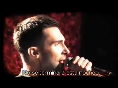 Maroon 5 - Wont Go Home Without You (Subtitulado)