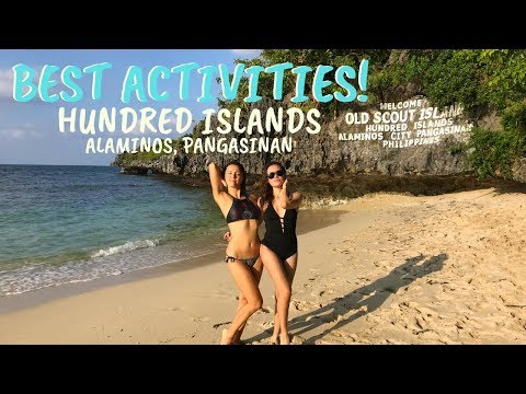 Hundred Islands Best Travel Guide - Alaminos, Pangasinan