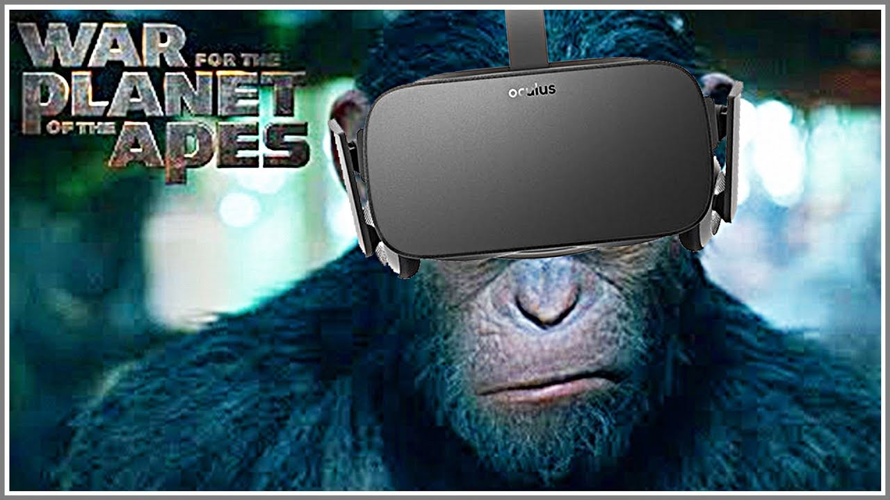 Download EXPERIENCE Planet Of The Apes In VIRTUAL REALITY! Oculus + Touch Gameplay