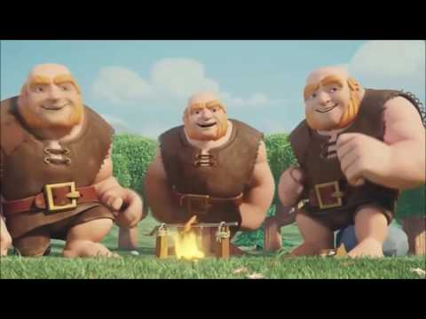 SabWap CoM Clash Of Clans Full Movie Animation Hd 2016 September