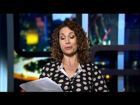 Kitty Flanagan on sleeping - The Project