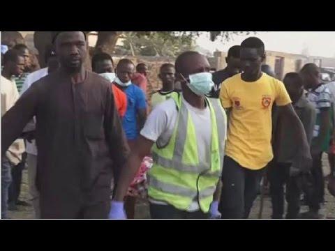 Nigeria: Suicide bomb kills 3, injures 2 in Maiduguri