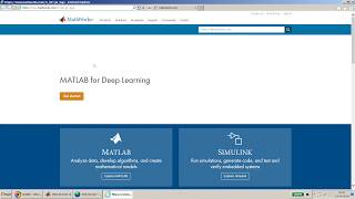 How to access web sites or internet using matlab and make a custom interface using app designer?