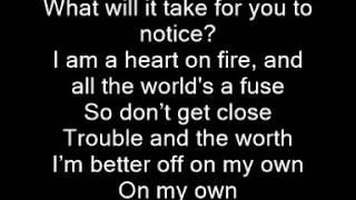 Rise Against: Methadone (Lyrics)