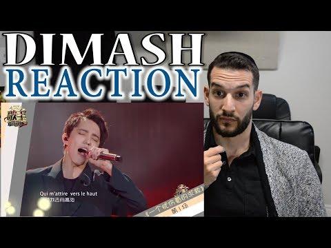VOCAL COACH reacts to DIMASH