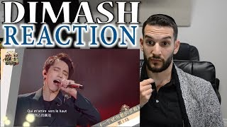 VOCAL COACH reacts to DIMASH