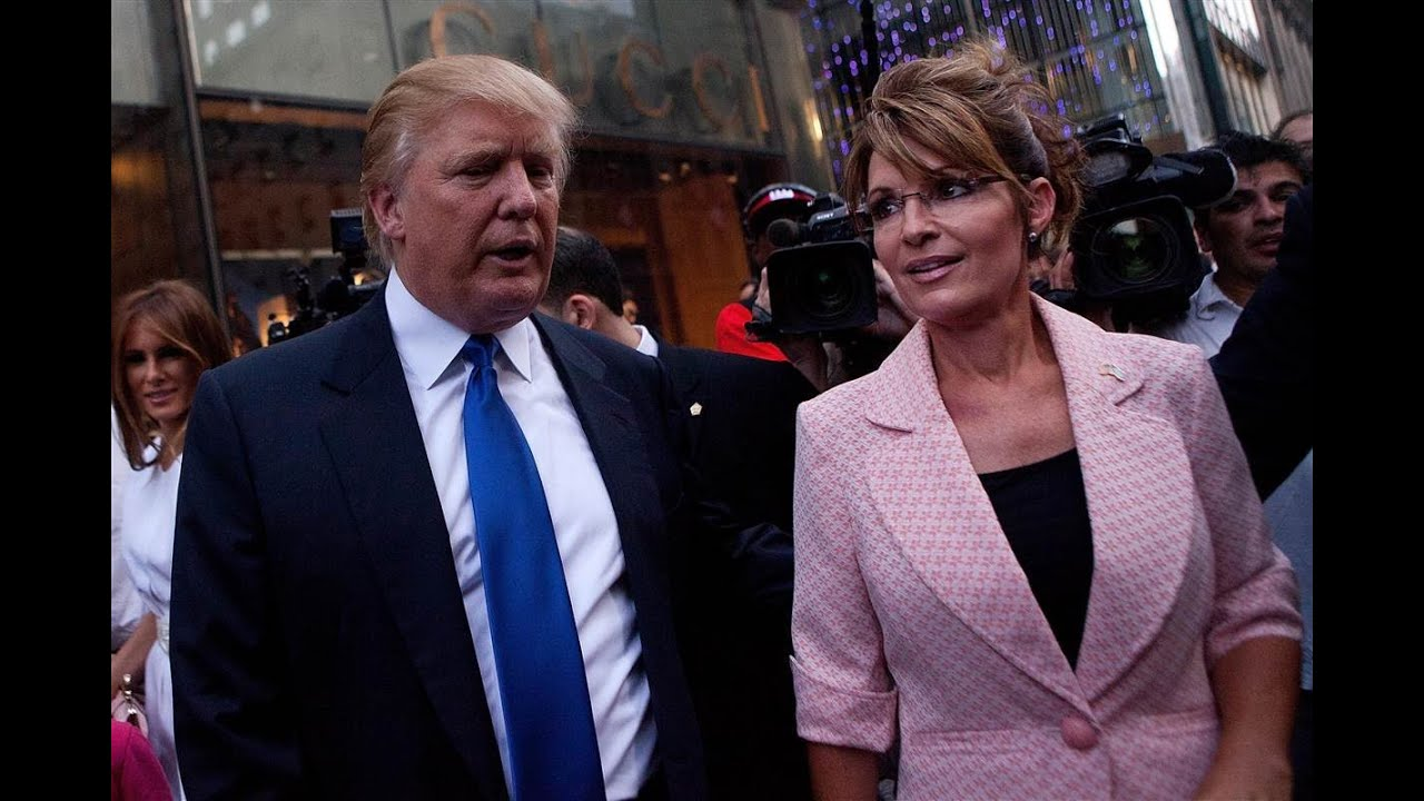 Donald Trump Would Give Sarah Palin Cabinet Post - YouTube