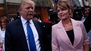 Donald Trump Would Give Sarah Palin Cabinet Post