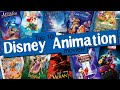 TOP 10 DISNEY ANIMATION MOVIES | Talks from Freaking Narnia 018